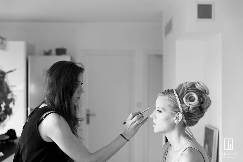 Photographe Fréderic /Coiffure Angéla Hair stylist