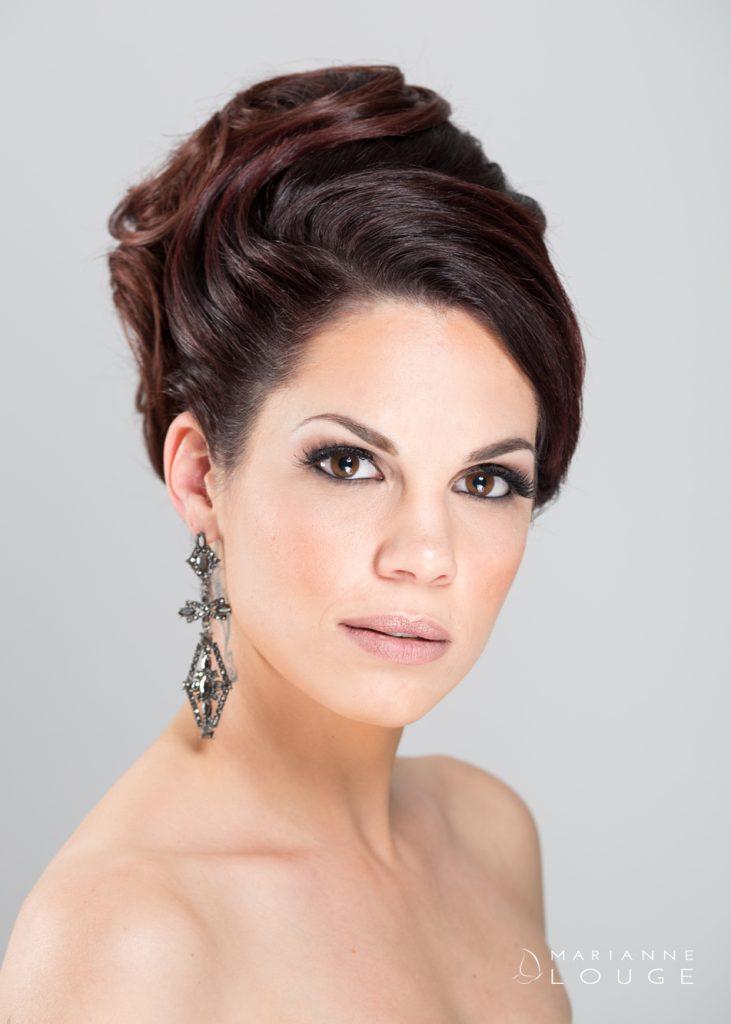 Angéla Hair stylist/ Photographe Marianne Louge/ Loryne